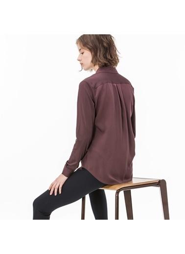Lacoste Kadın  Gömlek CF1915.15R Bordo